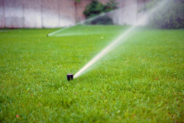 irrigation and lawn sprinkler system services
