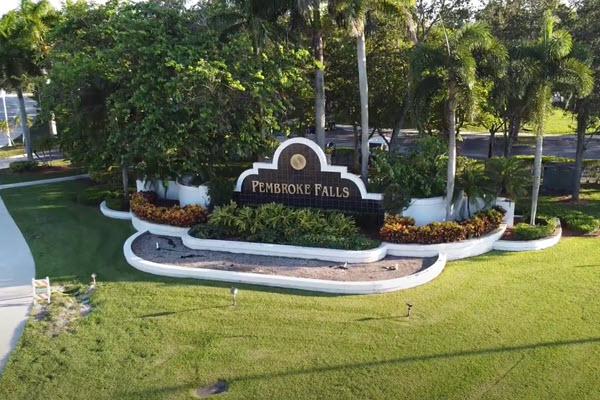 EPS Landscaping & Tree Service near Pembroke Falls Rec Center