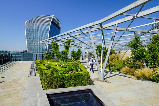 A Rooftop Garden Would Be Great For Your Business Premises